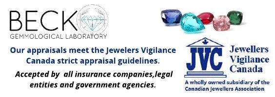 Jewellery Appraisals