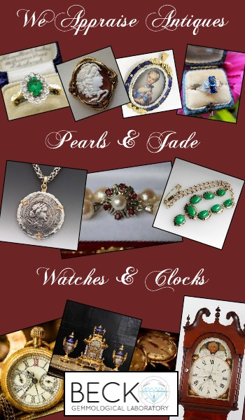 Antique Jewellery Appraisal